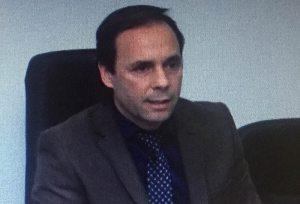 ο Πρόεδρος του Λ.Ε.Υ.Κ.Ο. κ.Ανδρέας Ρεντζούλας